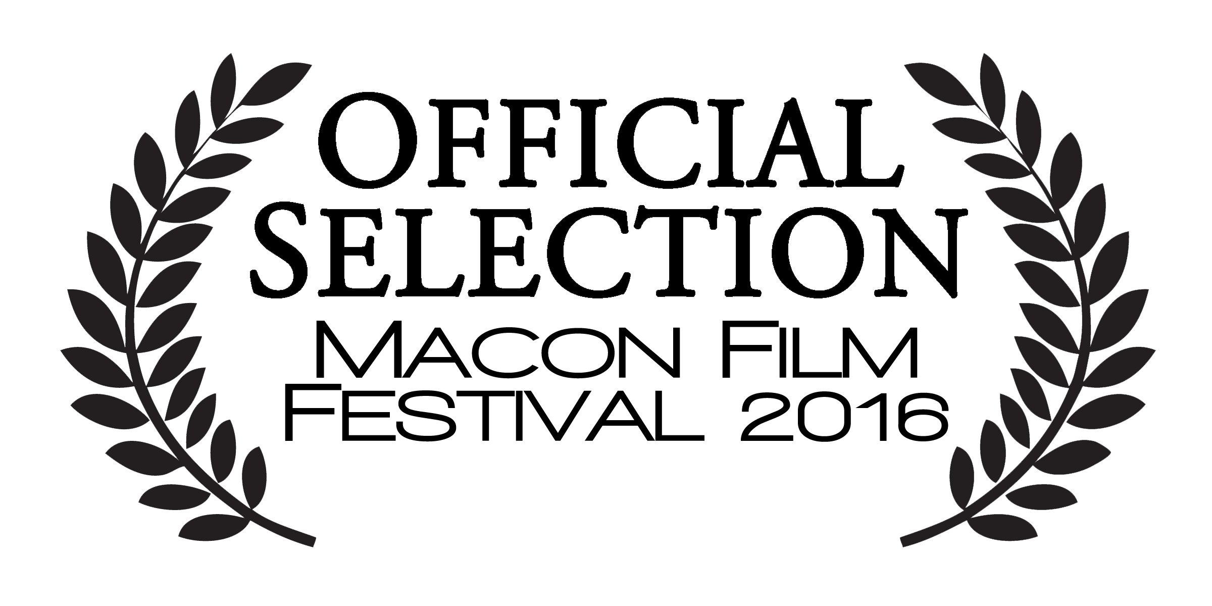 Macon Film Festival Laurel Official Selection 2016