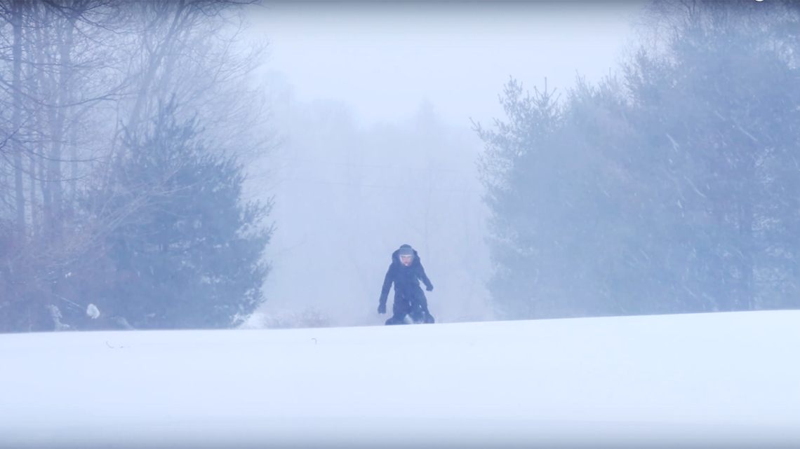Snow Angel Film Exercise