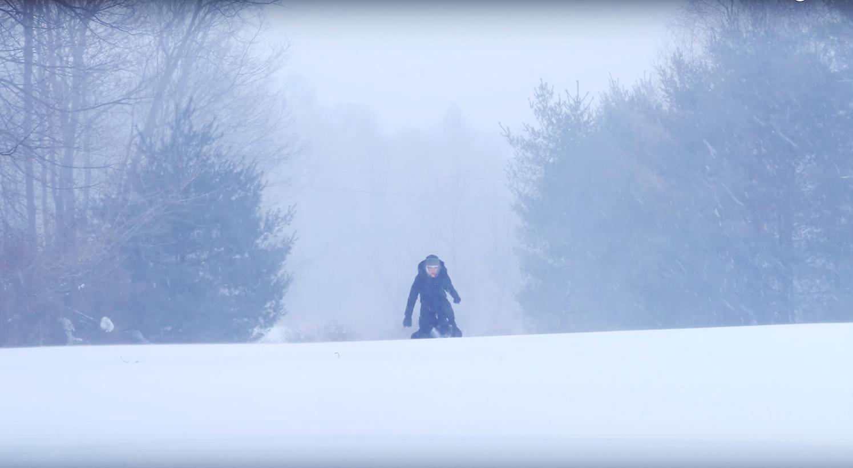 Snow Angel Film Exercise
